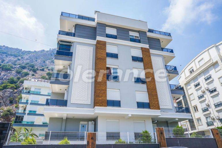 Two-bedroom apartment in Hurma, Konyaalti in a complex with a swimming pool - 41710   Tolerance Homes