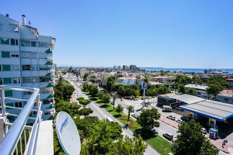 Spacious apartment in Gursu, Konyaalti with sea views with the possibility of obtaining citizenship - 41694   Tolerance Homes
