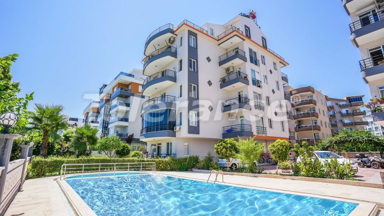 Secondary three-bedroom apartment in Hurma, Konyaalti - 41777 | Tolerance Homes