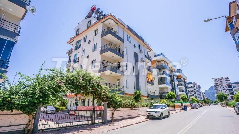 Secondary three-bedroom apartment in Hurma, Konyaalti - 41779 | Tolerance Homes