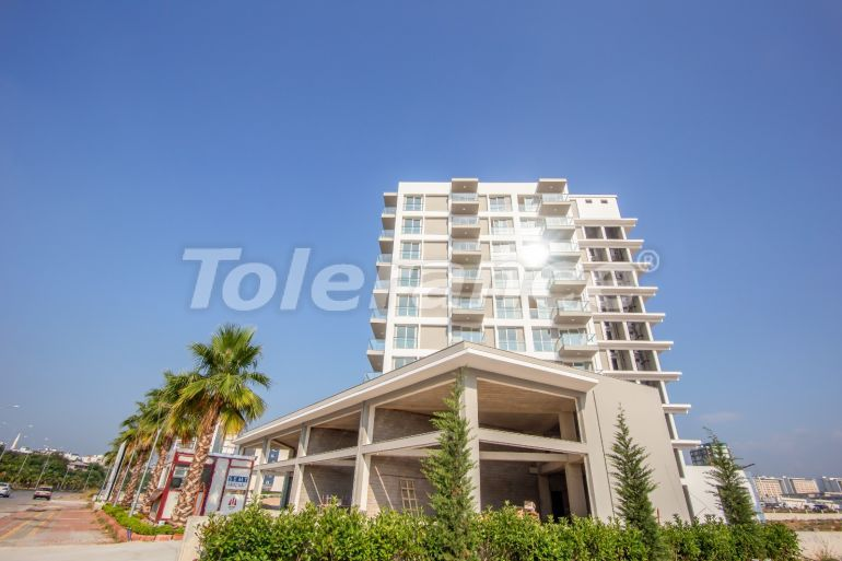 Investment project in Mersin near the university - 42020   Tolerance Homes