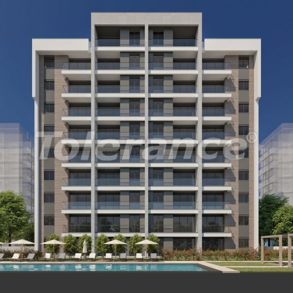 Luxurious spacious apartments in Altintas, Antalya by installments from the developer - 42067 | Tolerance Homes