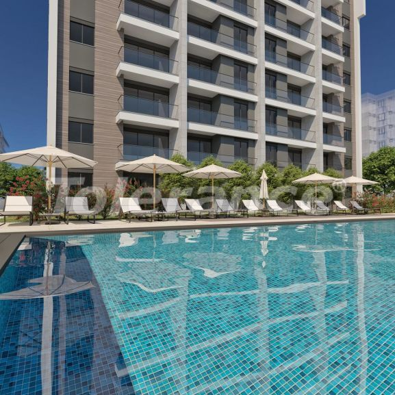 Luxurious spacious apartments in Altintas, Antalya by installments from the developer - 42066 | Tolerance Homes
