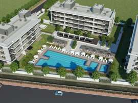 Luxurious spacious apartments in Uncali, Konyaalti by installments from the developer - 42256   Tolerance Homes