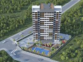 Affordable apartments in Yenisehir, Mersin with installments, and with high rental income - 42239 | Tolerance Homes