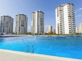 Apartments in Erdemli, Mersin in a complex with infrastructure from the developer near to the sea - 42313 | Tolerance Homes