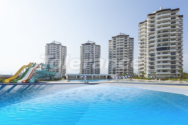Apartments for Erdemli, Mersin in a complex with infrastructure from the developer near to the sea - 42314 | Tolerance Homes