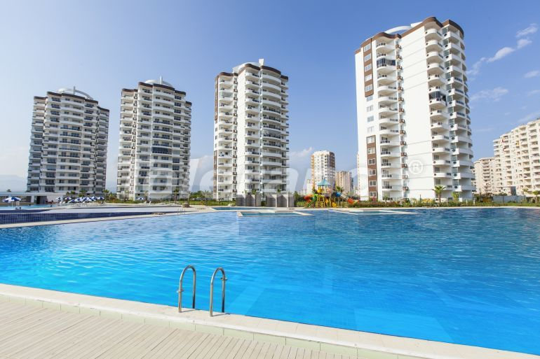 Apartments for Erdemli, Mersin in a complex with infrastructure from the developer near to the sea - 42313 | Tolerance Homes