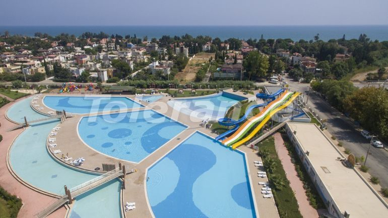 Spacious apartments in Erdemli, Mersin, with hotel infrastructure and a water park just 350 meters from the sea - 42671 | Tolerance Homes