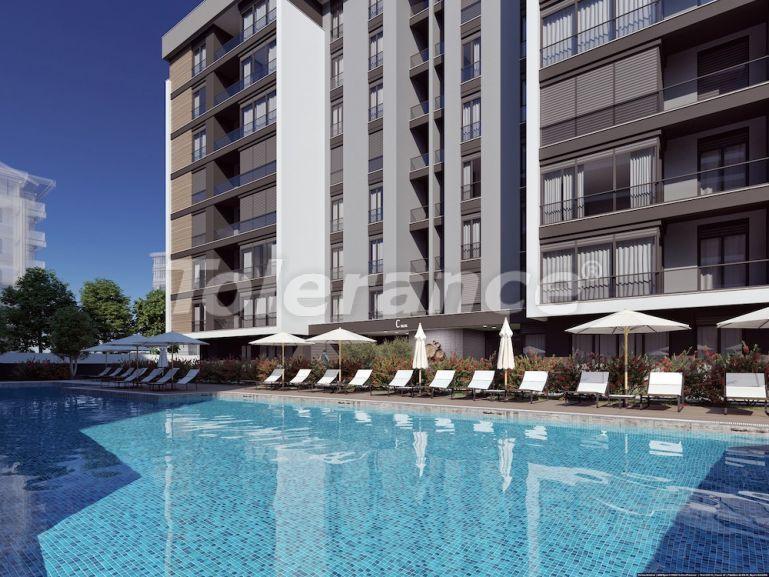 Modern apartments in Unсalı, Konyaaltı from the developer - 42507   Tolerance Homes