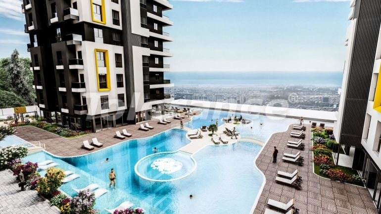 Luxury apartments in Kepez, Antalya from the developer - 42628   Tolerance Homes