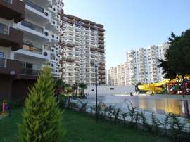 Inexpensive apartments in Erdemli, Mersin with an outdoor pool and a water slides near the sea - 42683 | Tolerance Homes