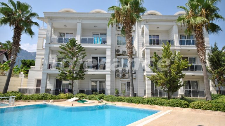 Resale apartment in the center of Kemer in a complex with a swimming pool near the sea - 42699   Tolerance Homes