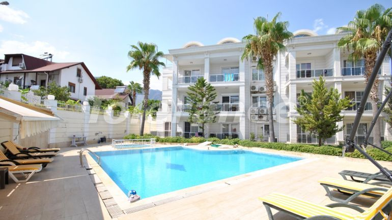 Resale apartment in the center of Kemer in a complex with a swimming pool near the sea - 42700   Tolerance Homes