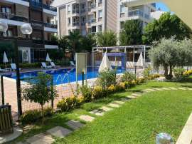 Apartment in Liman, Konyaalti in a complex with a swimming pool with access to the garden and next to the sea - 42810 | Tolerance Homes