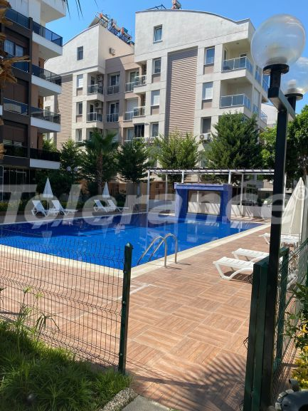 Apartment in Liman, Konyaalti in a complex with a swimming pool with access to the garden and next to the sea - 42805 | Tolerance Homes