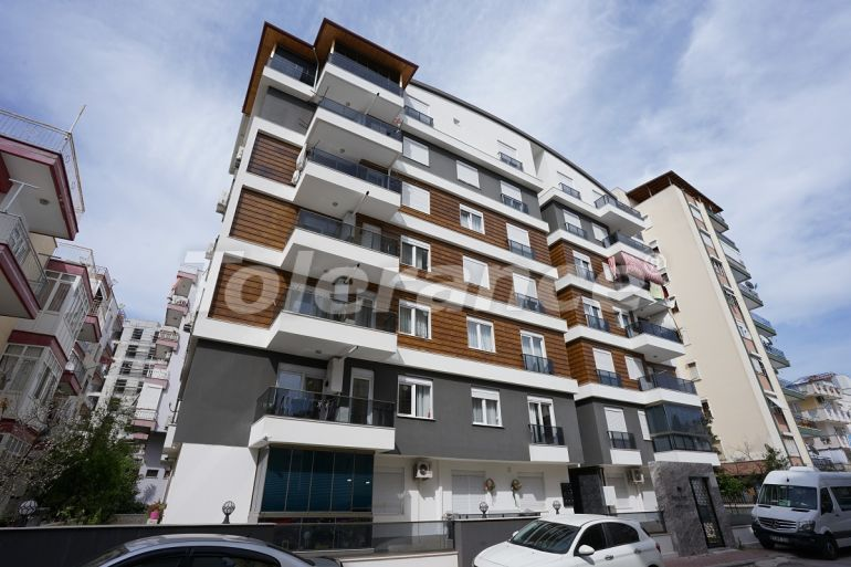 Resale two-bedroom apartment in Muratpaşa, Antalya with furniture and appliances - 42756 | Tolerance Homes