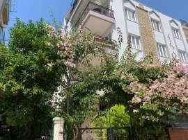 Spacious inexpensive apartment in Toros, Konyaaltı with a large terrace