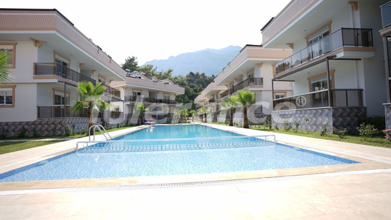 New spacious apartments in Kuzdere, Kemer in a complex with outdoor pool - 42898   Tolerance Homes