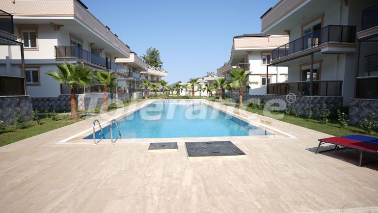 New spacious apartments in Kuzdere, Kemer in a complex with outdoor pool - 42895   Tolerance Homes