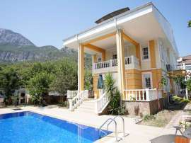Detached villa in Göynük, Kemer fully furnished with private swimming pool in installments - 43178   Tolerance Homes