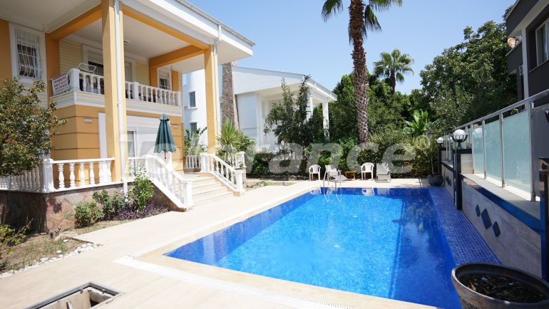 Detached villa in Göynük, Kemer fully furnished with private swimming pool in installments - 43176   Tolerance Homes