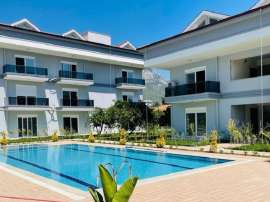 Cheap apartments in Kuzdere, Kemer in a complex with a swimming pool from the developer - 43579 | Tolerance Homes