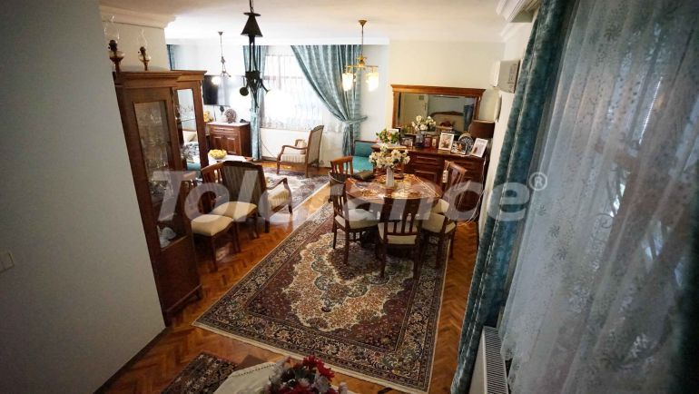 Resale two-bedroom apartment in Konyaaltı, Antalya with gas heating only in 800 meters from the sea - 43445 | Tolerance Homes