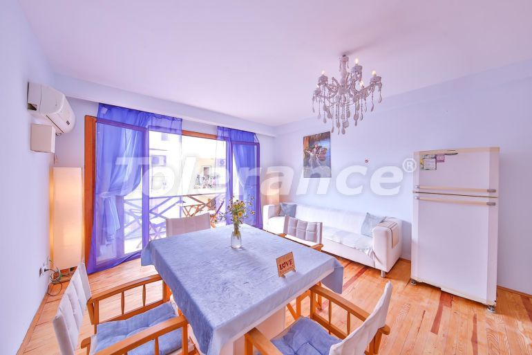 Resale two-bedroom apartment in the center of Kaş fully furnished only in 350 meters from the sea - 43516 | Tolerance Homes