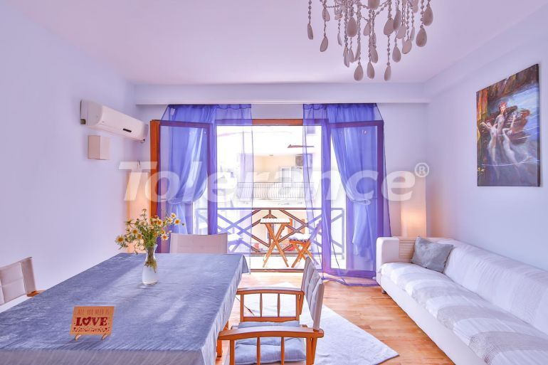 Resale two-bedroom apartment in the center of Kaş fully furnished only in 350 meters from the sea - 43515 | Tolerance Homes