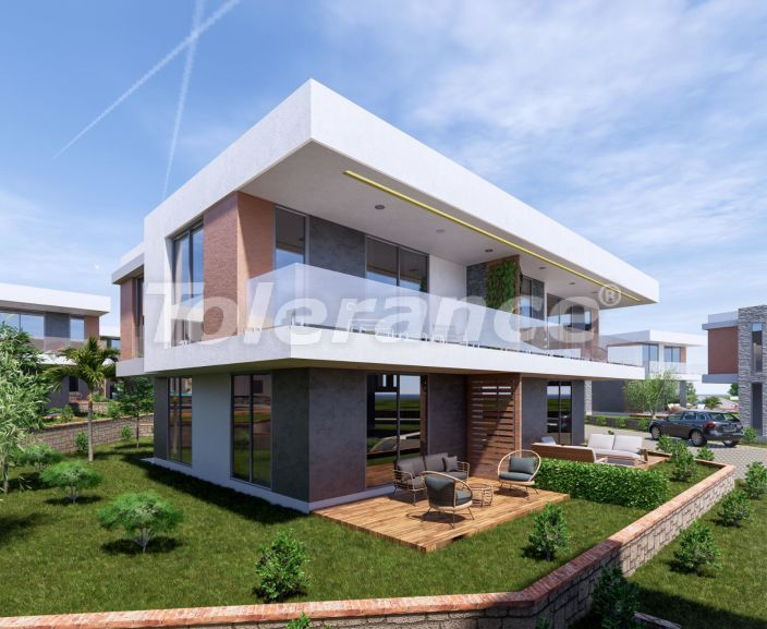 New apartments in Akbük, Didim with installments from the developer and sea views - 43510   Tolerance Homes