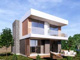 Villas in Akbük, Didim in a complex with installments from the developer and sea views - 43551 | Tolerance Homes