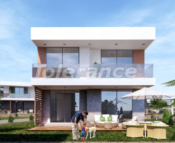 Villas in Akbük, Didim in a complex with installments from the developer and sea views - 43544   Tolerance Homes