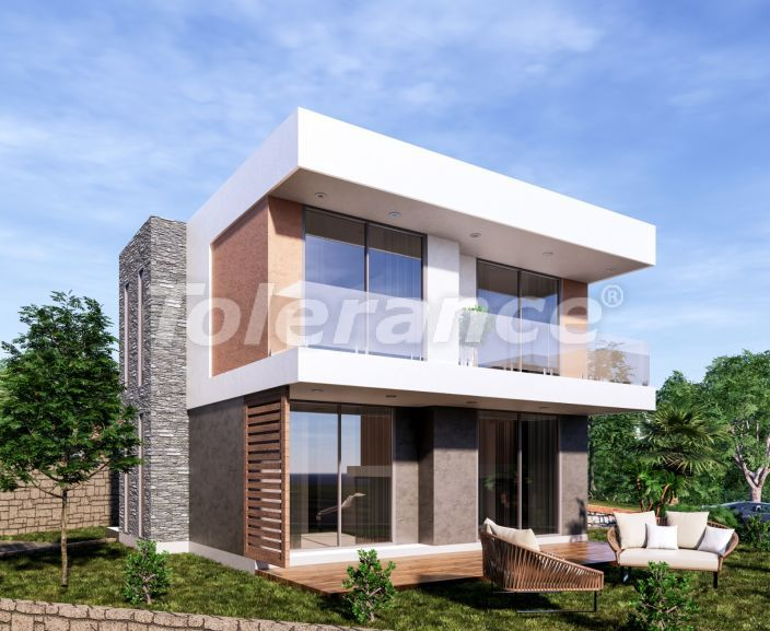 Villas in Akbük, Didim in a complex with installments from the developer and sea views - 43551   Tolerance Homes