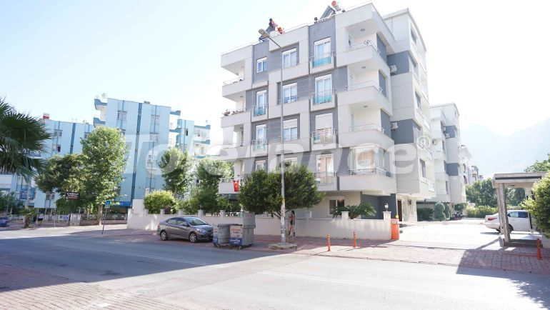 Secondary one-bedroom apartment in Hurma, Konyaaltı with furniture and appliances, in a complex with infrastructure - 43574 | Tolerance Homes