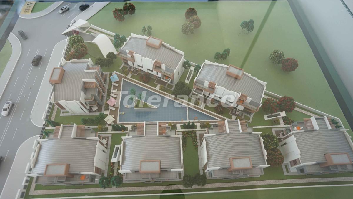 Modern design villas in Molla Yusuf, Konyaaltı from the developer - 43681 | Tolerance Homes
