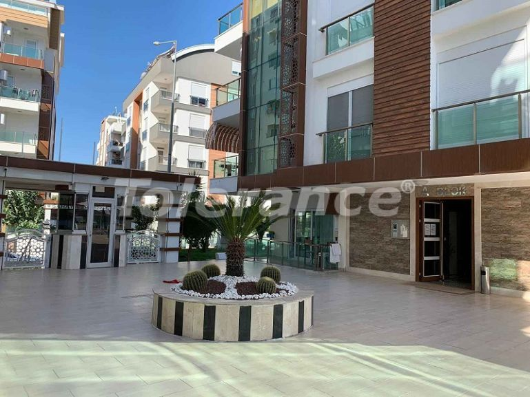 Luxurious apartment in Liman, Konyaaltı in a complex with hotel infrastructure near the sea - 43807 | Tolerance Homes