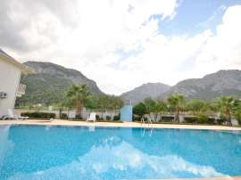 Resale two-room apartment in Göynük, Kemer with mountain views - 43834 | Tolerance Homes