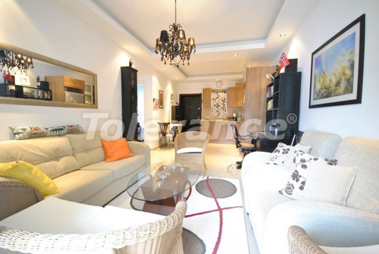 Resale two-room apartment in Göynük, Kemer with mountain views - 43827   Tolerance Homes