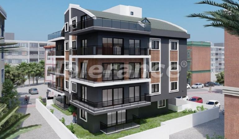New modern apartments in Muratpaşa, Antalya in the heart of the city - 43873 | Tolerance Homes