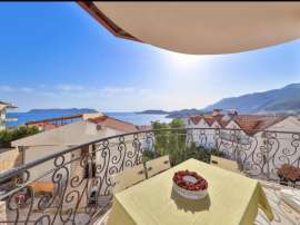 Resale 3-bedroom apartment in Kaş, profitable for investment, with the sea and mountain views - 43975   Tolerance Homes