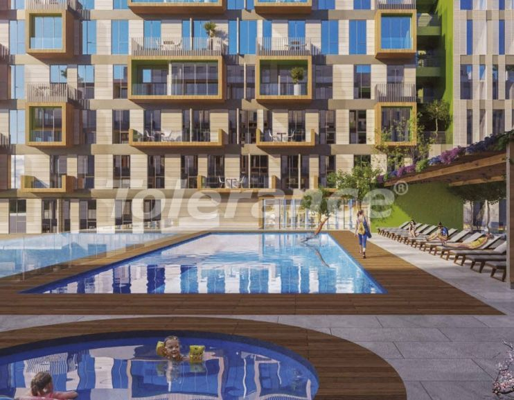 Offices and shops in Istanbul in a residential complex with installments, and possibility to obtain citizenship - 43980   Tolerance Homes