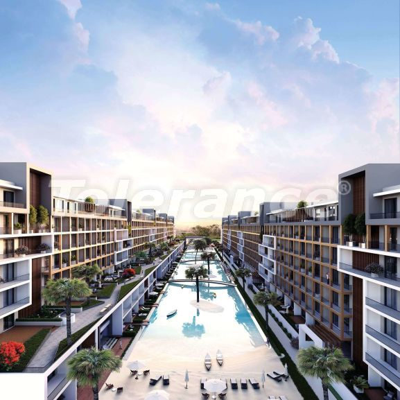 Affordable modern apartments in Izmir in a complex with hotel-type facilities - 44021   Tolerance Homes