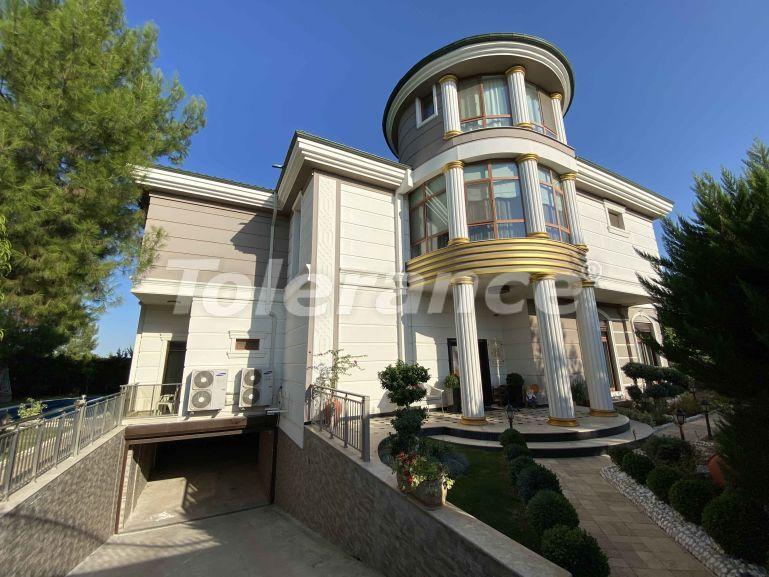 Luxury private villa in Döşemealtı, Antalya with possibility to obtain Turkish citizenship - 44308   Tolerance Homes