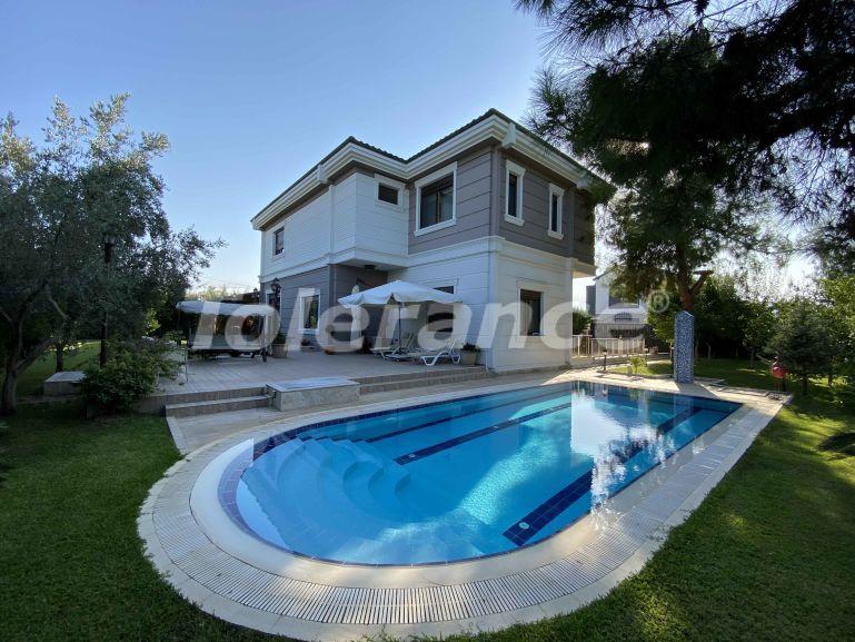 Luxury private villa in Döşemealtı, Antalya with possibility to obtain Turkish citizenship - 44306   Tolerance Homes
