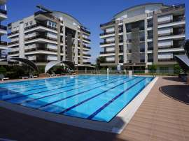 Resale apartment in Liman, Konyaaltı with furniture and appliances in a luxury complex - 44396   Tolerance Homes
