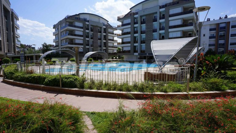 Resale apartment in Liman, Konyaaltı with furniture and appliances in a luxury complex - 44393   Tolerance Homes