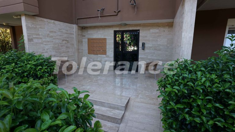 Resale apartment in Hurma, Konyaaltı with furniture and appliances in a complex with a swimming pool - 44534   Tolerance Homes