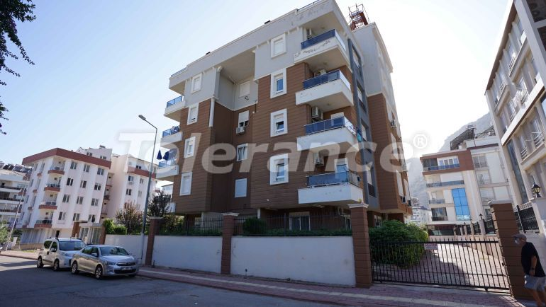 Resale apartment in Hurma, Konyaaltı with furniture and appliances in a complex with a swimming pool - 44545   Tolerance Homes
