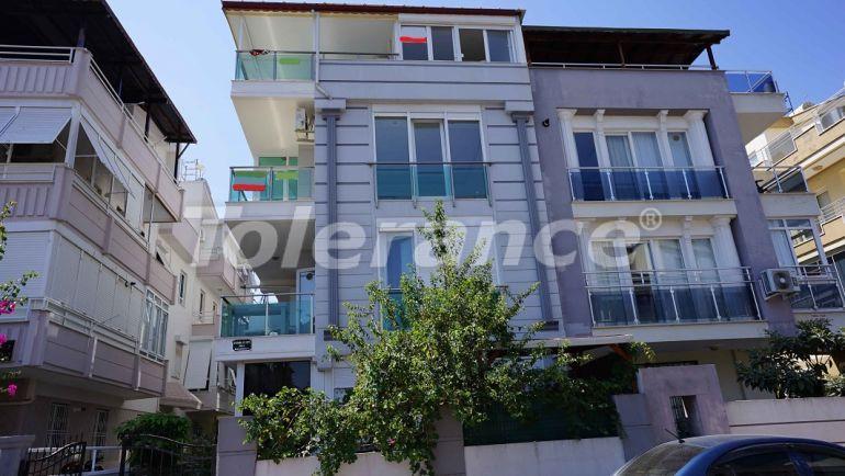 Spacious apartment in Altınkum, Konyaaltı in a prestigious area with a covered terrace - 44522 | Tolerance Homes